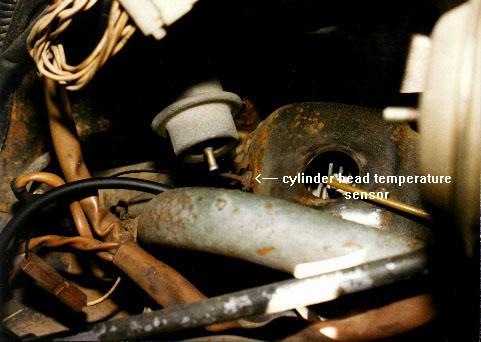 cylinder head temperature sensor